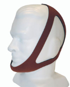 Adjustable Ruby Chin Strap